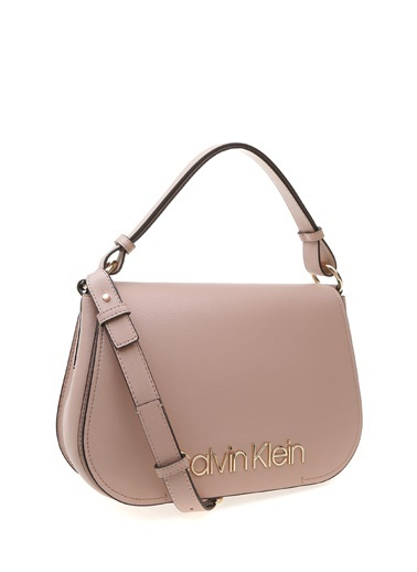 Calvin Klein Clutch / El Çantası Vizon